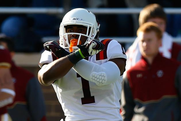 Hokie CB Antone Exum out 6-9 Months After 'the Worst Day of My Life'