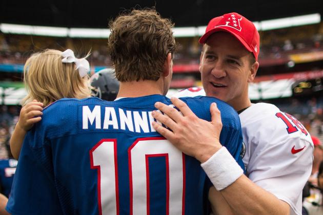 NFC Defeats AFC in Pro Bowl, 62-35, as Eli Manning, Victor Cruz Sparkle