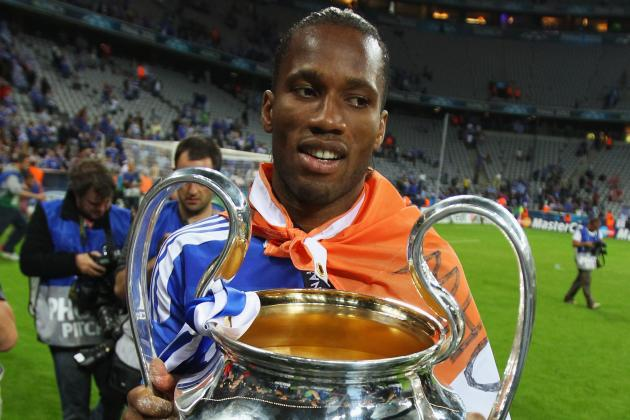 Didier Drogba Looking for More Champions League Glory with Galatasaray