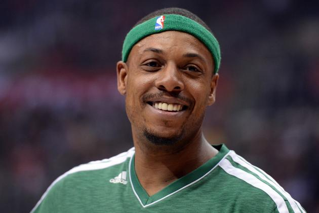 Grizzlies Unlikely to Trade for Pierce