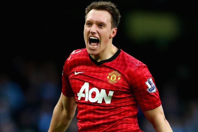 Manchester United: Phil Jones Can Emulate Nemanja Vidic and Roy Keane