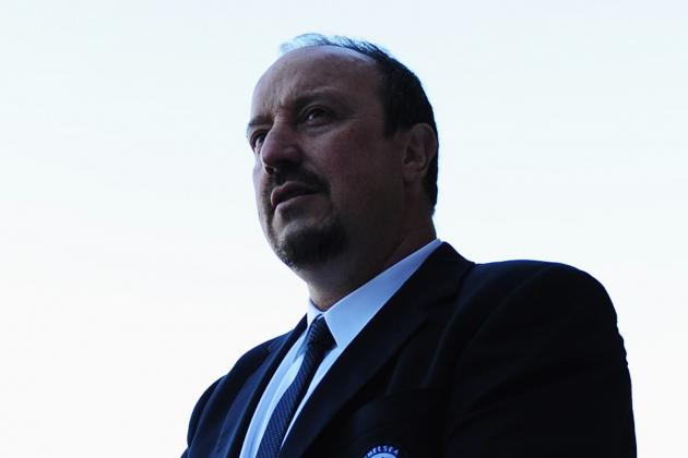 'If I'm a Liar Then He Is Slim,' Materazzi Blasts Back at Chelsea Boss Benitez
