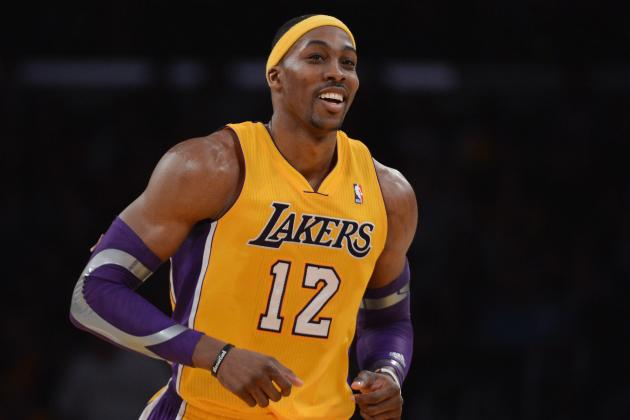 Dwight Howard: Reduced Offensive Role Would Be a Positive for Lakers