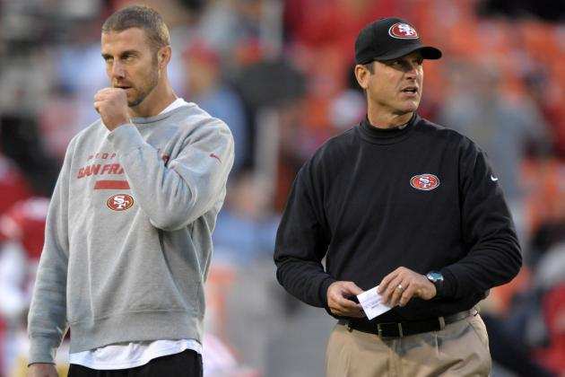 Alex Smith: San Francisco 49ers Must Trade Former Starter After Super Bowl XLVII