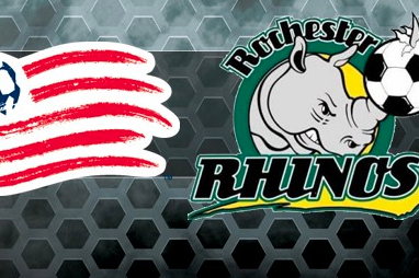Revs Launch Affiliate Agreement with Rochester Rhinos