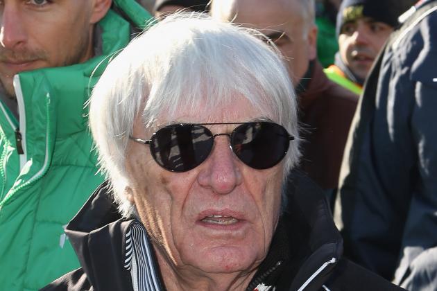 Bernie Ecclestone Ends Nurburgring Negotiations