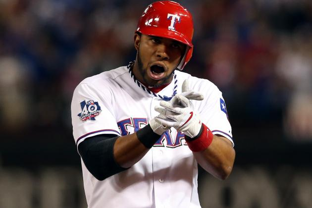 GM Talks Elvis Andrus Extension and Upton
