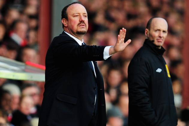 Benitez Unfazed by Fans' Abuse