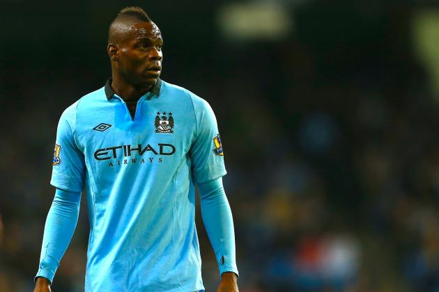Mario Balotelli Reportedly Drawing Serious Interest from AC Milan