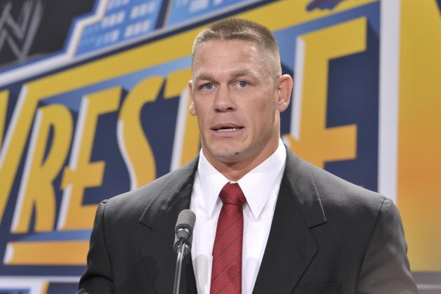 John Cena's Victory at the Royal Rumble Was Grimly Predictable