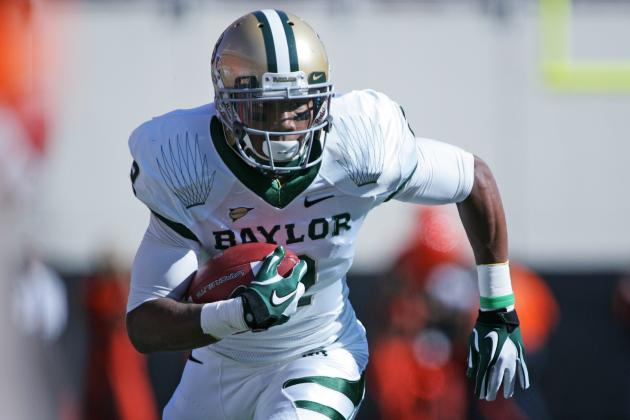 Baylor WR Terrance Williams Seems Good Fit for Dolphins