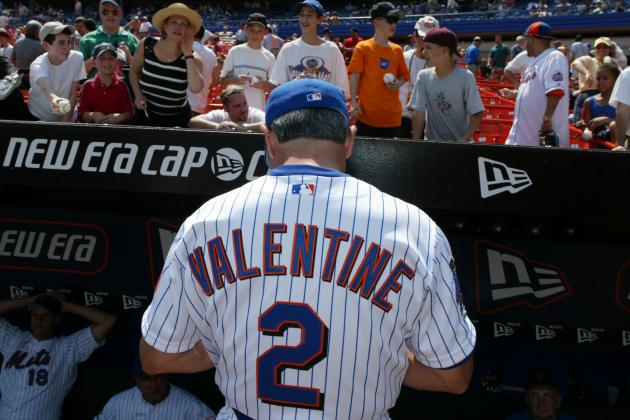 If Ex- Skipper Bobby Valentine Wants Back, Mets TV Is the Place to Be