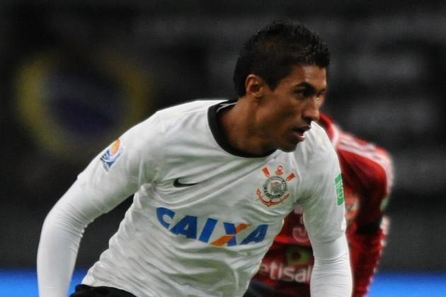 Inter President Moratti Confirms Interest in Corinthians Midfielder Paulinho