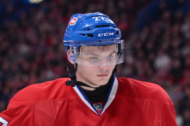 Galchenyuk, Gallagher Stick with Habs After Impressive Start