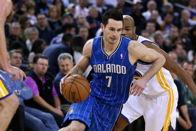 Orlando Magic: J.J. Redick Must Be Kept Through Rebuilding Process