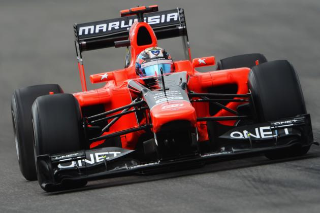 Lost 10th Cost Me Marussia Seat -- Timo Glock