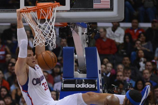 Clippers Have Fun While Busting Skid