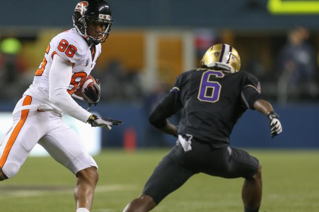 Cornerbacks the New Orleans Saints Should Look at in the 2013 NFL Draft