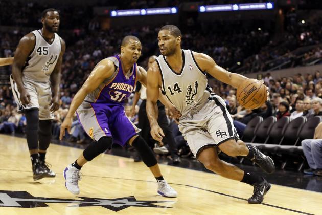 Spurs Top 10 Plays: 1/21-1/27