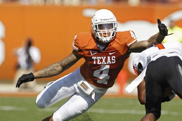 Former NFL Scout: I Wouldn't Be Surprised If Lions Drafted Safety Kenny Vaccaro