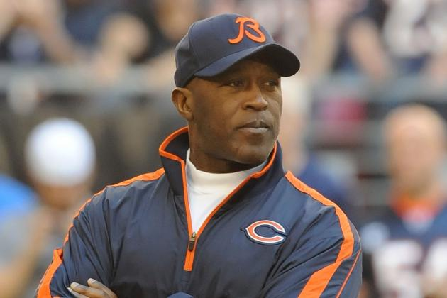 Lovie Smith Plans to Sit out 2013 Season