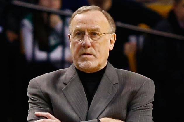 Rick Adelman Returns to Team After 3-Week Absence