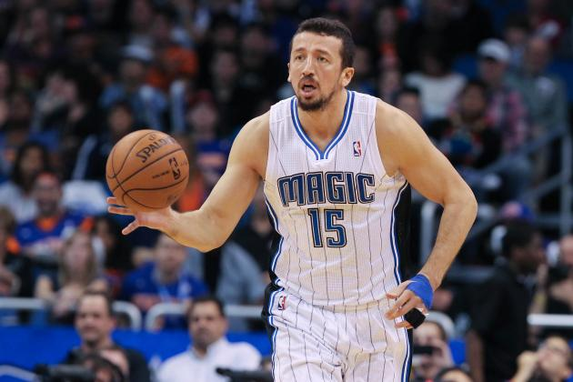 Orlando Magic's Hedo Turkoglu Says His Left Hand Is Feeling 'much Better'