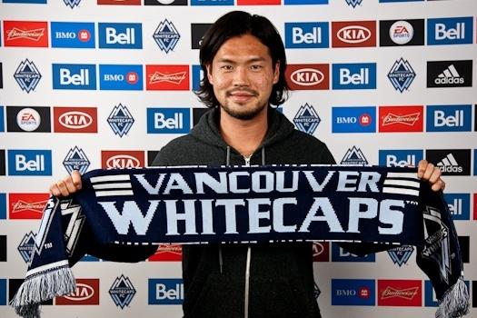 Whitecaps FC Add Daigo Kobayashi