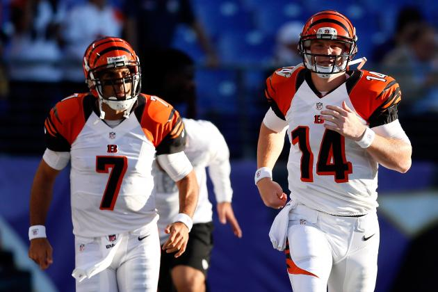 Cincinnati Bengals Weigh Backup Quarterback Options: Draft or Free Agency?