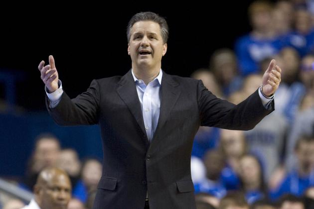 Kentucky Wildcats Basketball:  Kentucky Win Over LSU Shows the Good and the Bad