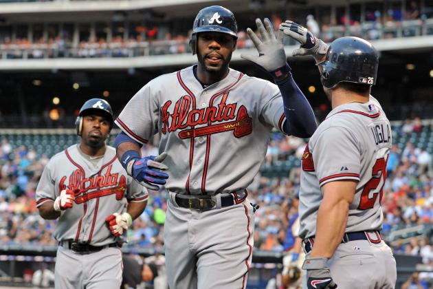Fantasy Baseball 2013: Heyward vs. Jones: Which Outfielder Offers More Potential