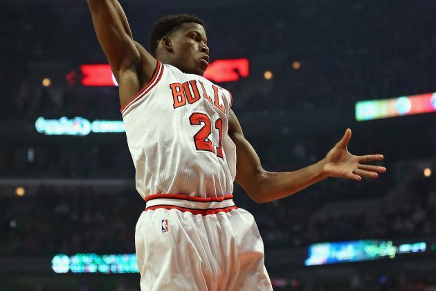 Bulls Mates Bolster Jimmy Butler's Belief System