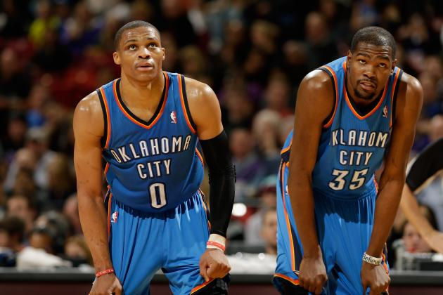 Thunder Has Two MVP Candidates, Not One
