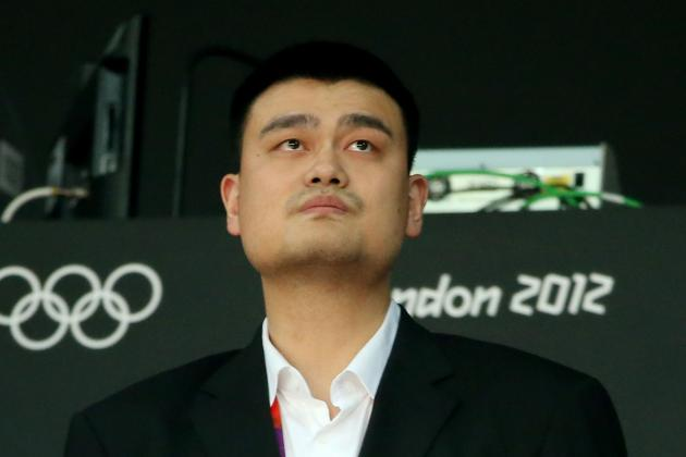 Yao Ming Transitions After Retirement from NBA, but Stays Involved in Basketball