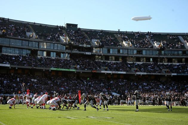Coliseum Authority to Study Plans for New Raiders Football Stadium