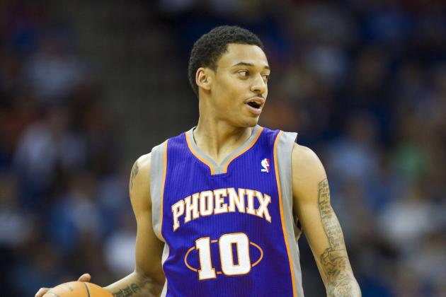 Suns Recall Diante Garrett from D League