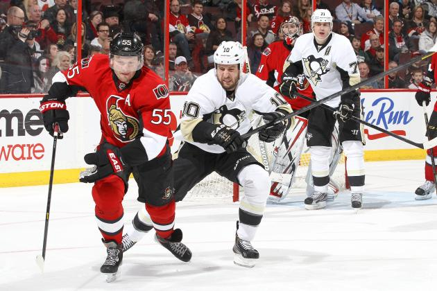 Pens Score Much-Needed Victory over Ottawa