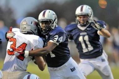 Bob Jones Linebacker Drew Davis Commits to Western Kentucky