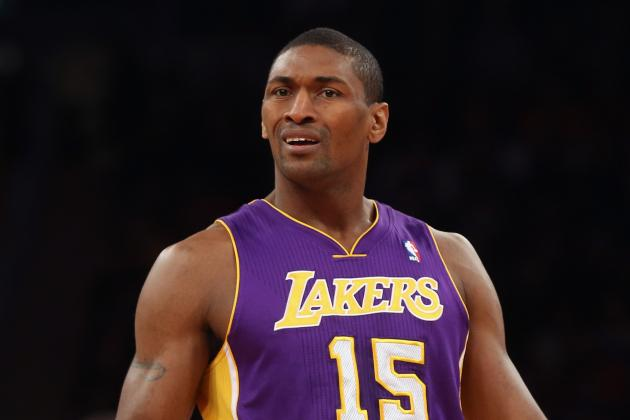 Metta World Peace Says Lakers Can Make 'World History'