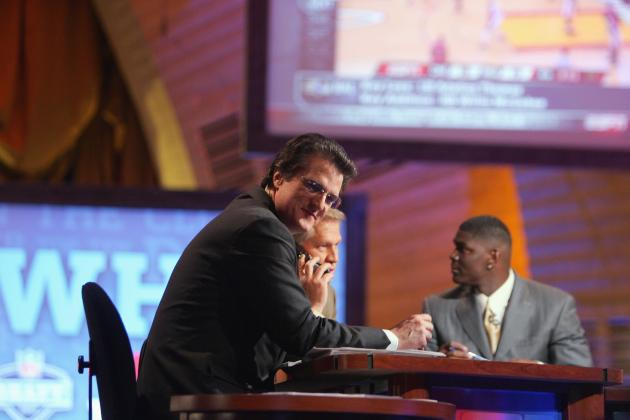 Mel Kiper Jr. Ups Seahawks' Draft Grade from C-Minus to A