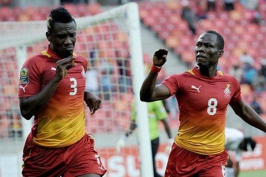 Ghana 3-0 @#$%