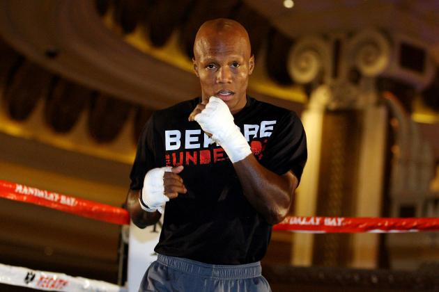 Zab Judah Calls Out Danny Garcia for Postponing Welterweight Title Fight