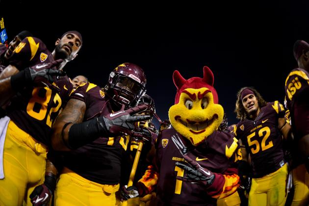 Arizona State Football: Sun Devils' Top Priority on National Signing Day