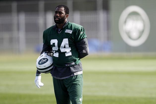 Darrelle Revis Trade Rumors: Could Atlanta Falcons Land Revis Island?