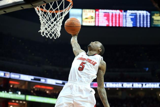 Blackshear, Ware out for UofL Men's Basketball