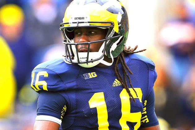 Where Can Michigan Wolverines Wide Receiver Denard Robinson Play in the NFL?