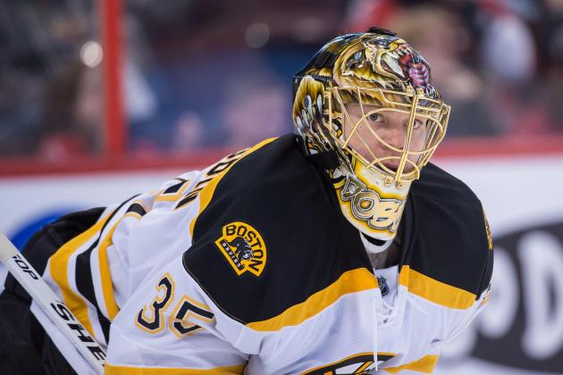 Khudobin to Get First Start of Season vs. Hurricanes