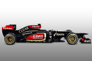Lotus Launches Its New E21 Formula 1 Car