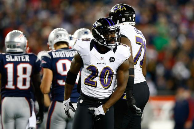 Analyzing the Potential Ripple Effect of Ed Reed in the Patriots Secondary