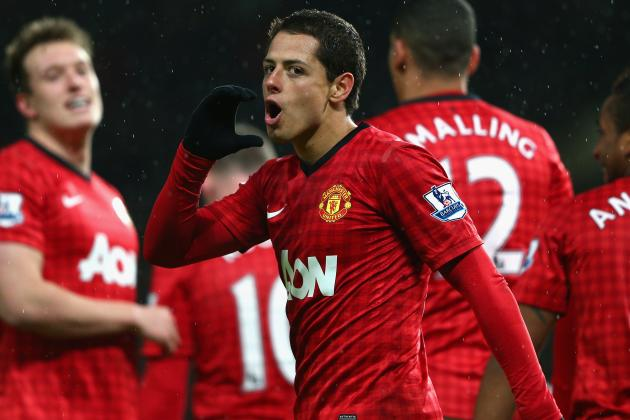 Manchester United Are Gunning for the Treble, Says Javier Hernández